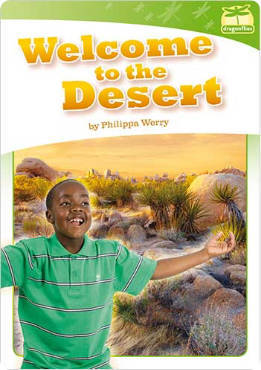 Book - Welcome to the Desert